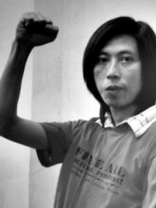 Photo courtesy of the Free Ericson Acosta Campaign via Pinoy Weekly.