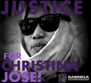 justice for christina