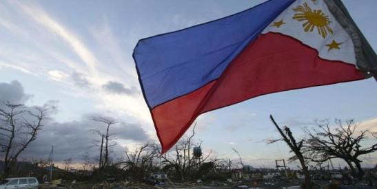 typhoon yolanda phil flag